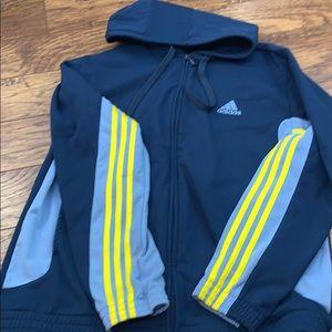 Adidas Full Zip hoodie